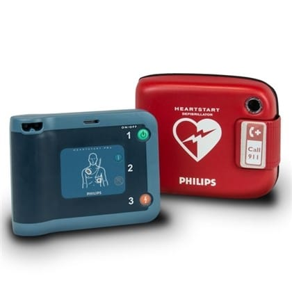 In-Pulse CPR - Purchase The Philips HeartStart AED - FRx