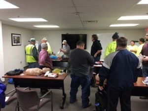 cpr class for office employees