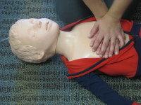 CPR classes are fun!