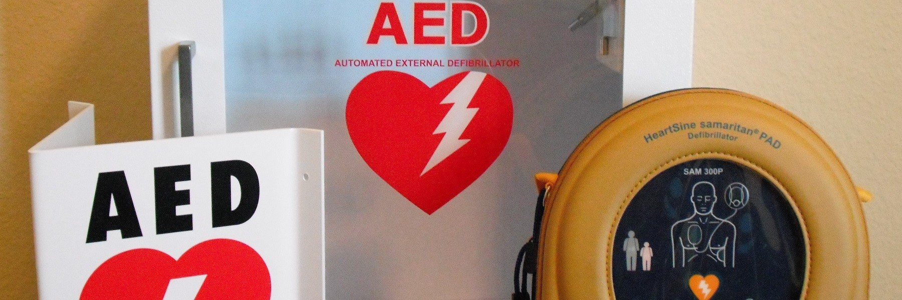HeartSine AED Package