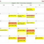 public calendar